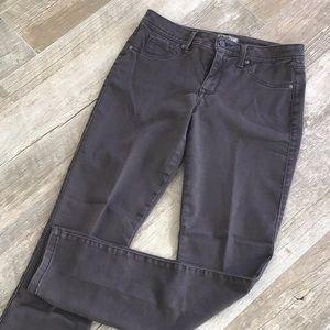 17/21 5 Pocket Jean style slim leg pants EUC